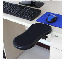 Компьютерный подлокотник, подлокотник для стола (черный)
