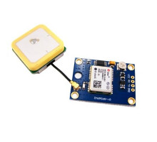 Ublox NEO-6M GPS-модуль с антенной, Arduino APM2