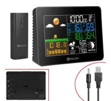 Метеостанция USB + беспроводная с выносным датчиком Digoo DG-TH8868