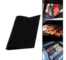 Антипригарный коврик для гриля барбекю решетки тефлоновый 40x33см