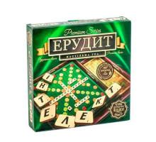 Настольная игра Эрудит 2в1 РУС+УКР 110 фишек, скрабл