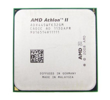 Процессор AMD Athlon II X3 445, 3 ядра 3.1ГГц, AM3