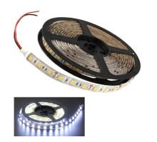 5м лента светодиодная, 300x 5050 SMD LED, белая