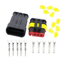 Разъем автомобильный электрический герметичный DJ7031-1.5 комплект 5pin