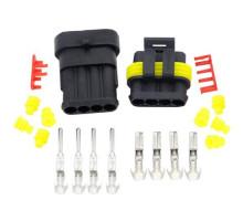Разъем автомобильный электрический герметичный DJ7031-1.5 комплект 4pin