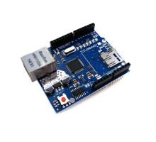 Сетевой модуль Ethernet Shield для Arduino, W5100