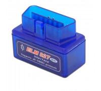 Мини Bluetooth ELM327 V1.5 OBD2 сканер диагностики авто