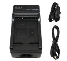 Сетевое + авто зарядное Canon NB-4L NB4L 6L 8L