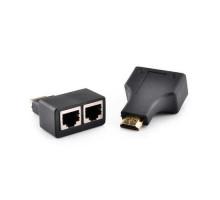 HDMI удлинитель по RJ45 витой паре до 30м