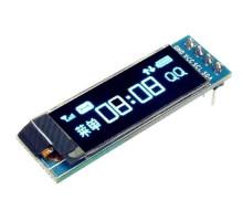 OLED дисплей графический SSD1306 I2C 0.91