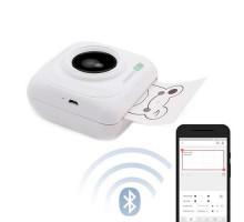 Термопринтер мобильный карманный Bluetooth для фото PAPERANG P1 200dpi