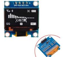 OLED дисплей графический SSD1306 I2C 4p 0.96