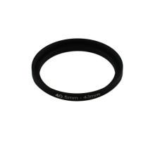 Повышающее степ кольцо 40.5-43мм для Canon, Nikon