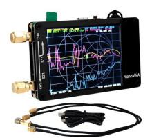 Векторный анализатор цепей NanoVNA 50кГц-900Мгц АЧХ КСВ Nano VNA