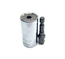 Универсальная насадка для торцевого ключа 7-19 мм